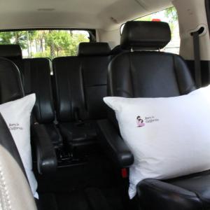 Салон Cadillac Escalade машина для ВИП клиентов