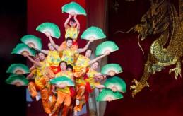 пекинские акробаты