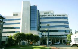 hospital St Joseps Калифорния