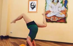 Yoga for pregnant with born-in-california